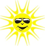 sun clipart copy