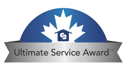 Ultimate Service Award Logo - JPEG